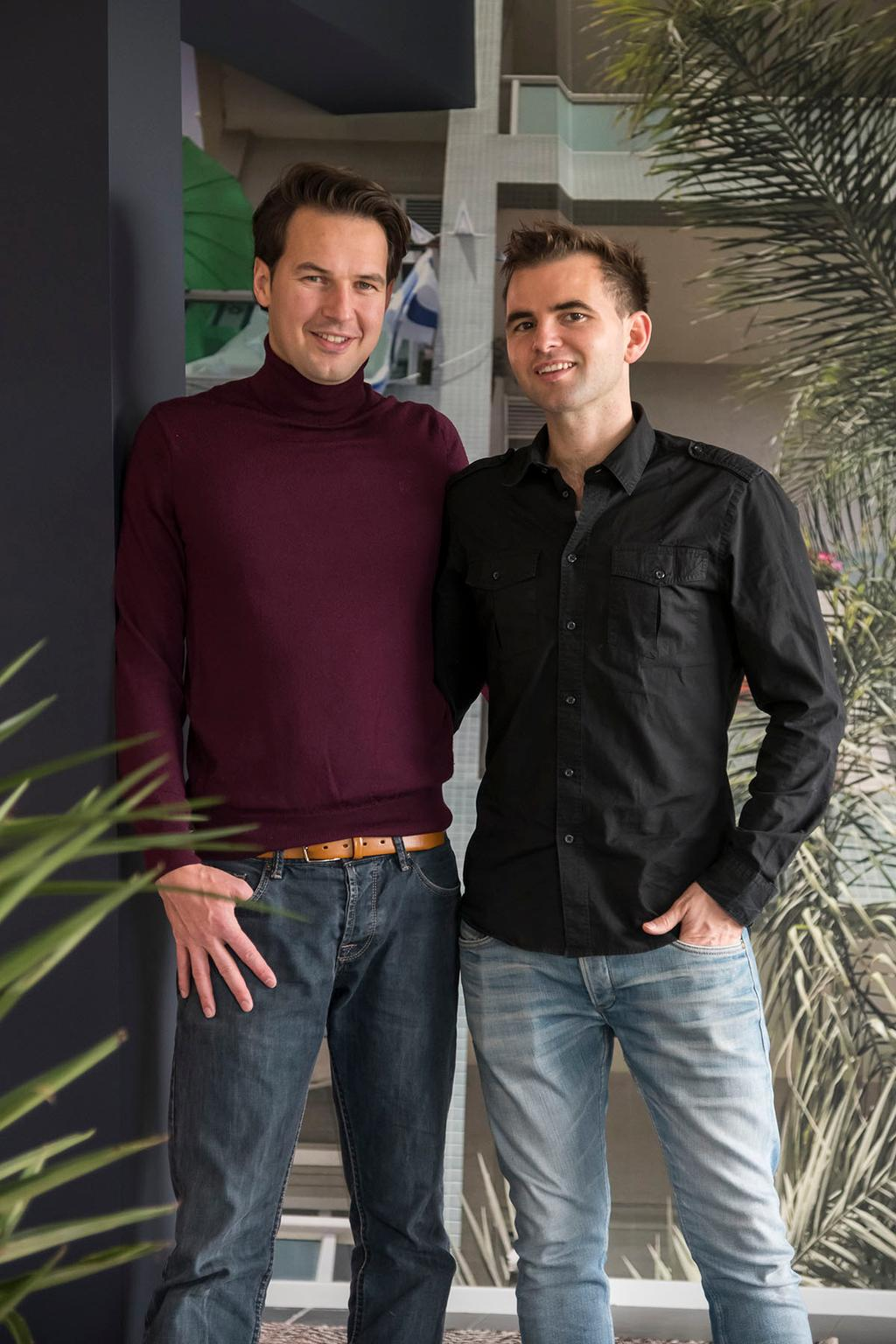 Nick & Stig - Aflevering 4 - Een frisse start met vtwonen - Fotografie Jonah Samyn