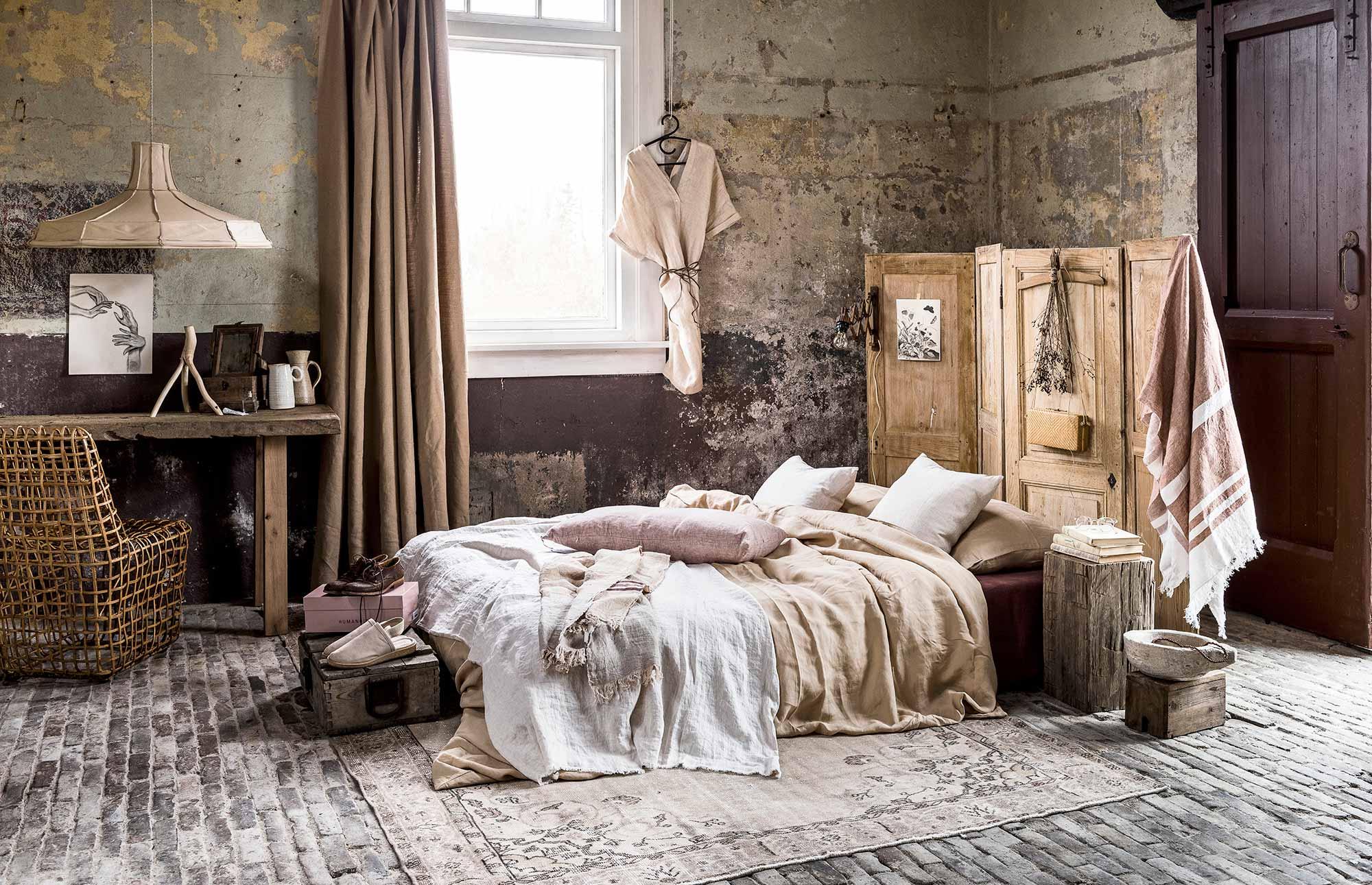 kringloop slaapkamer styling