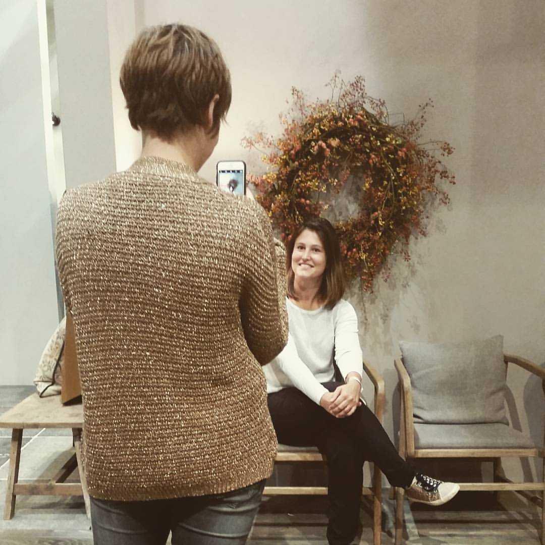 vt wonen&design beurs fotowedstrijd krans stoeltjes