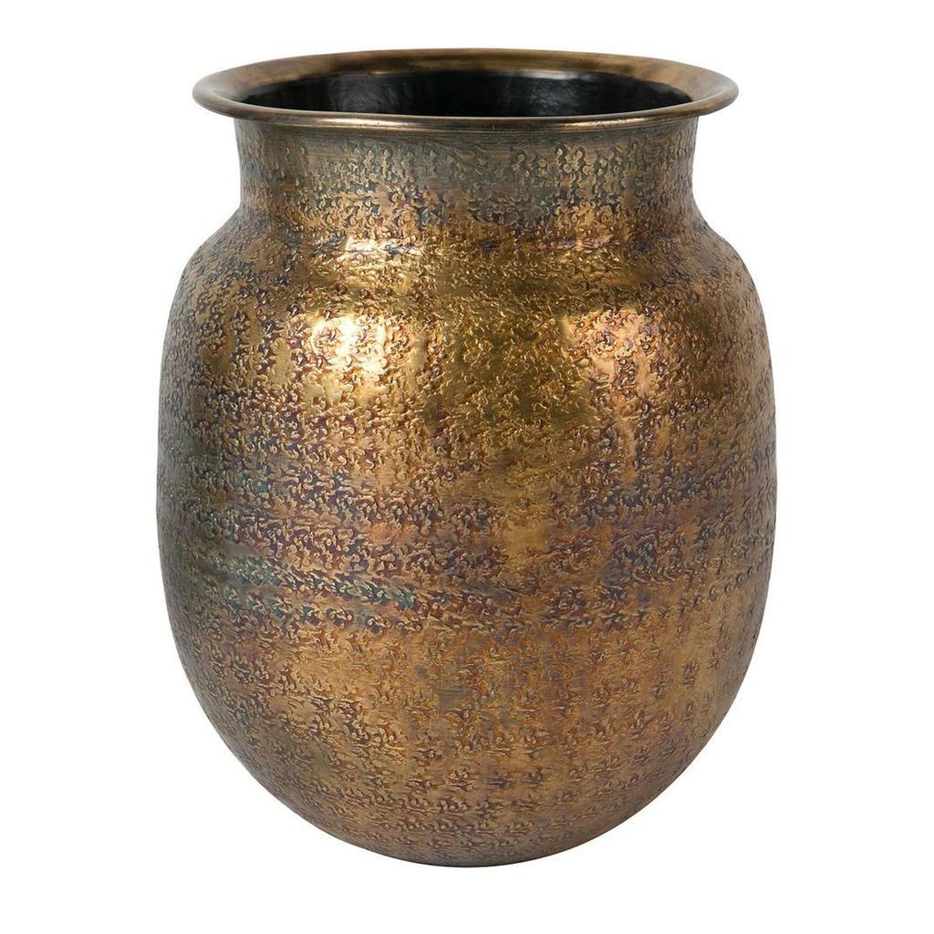 koperen vaas