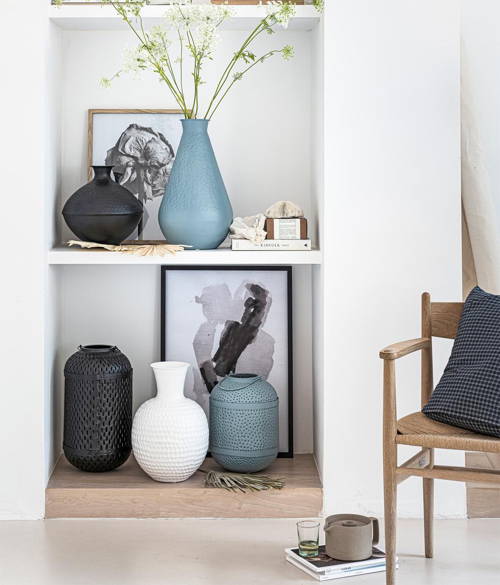 Vazen | accessoires | vtwonen huiscollectie | vtwonen 02-2021