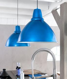 metallic hanglampen