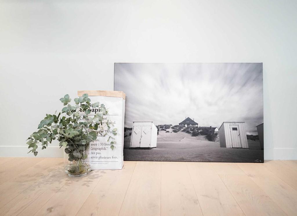 kustfotografie zwart wit