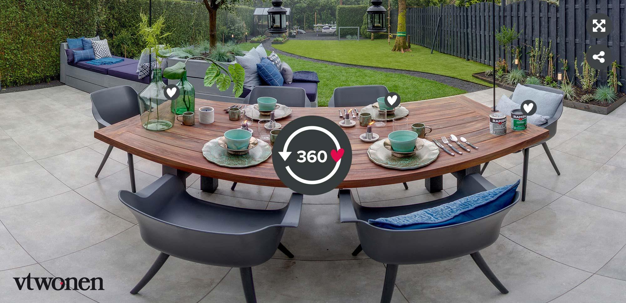 360 tour vtwonen weer verliefd op je tuin