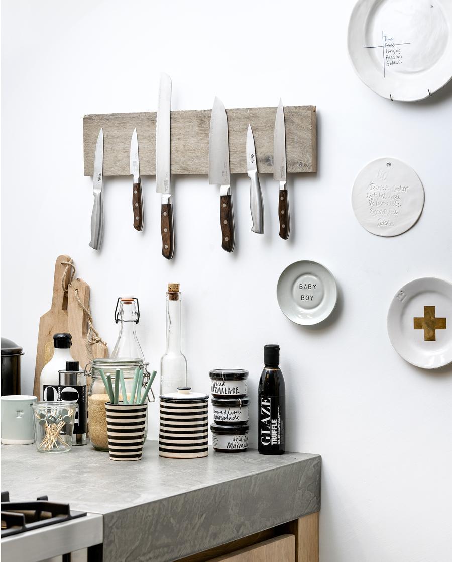 Thuisrestaurant - keuken - eetkamer - vtwonen - beeld: vtwonen