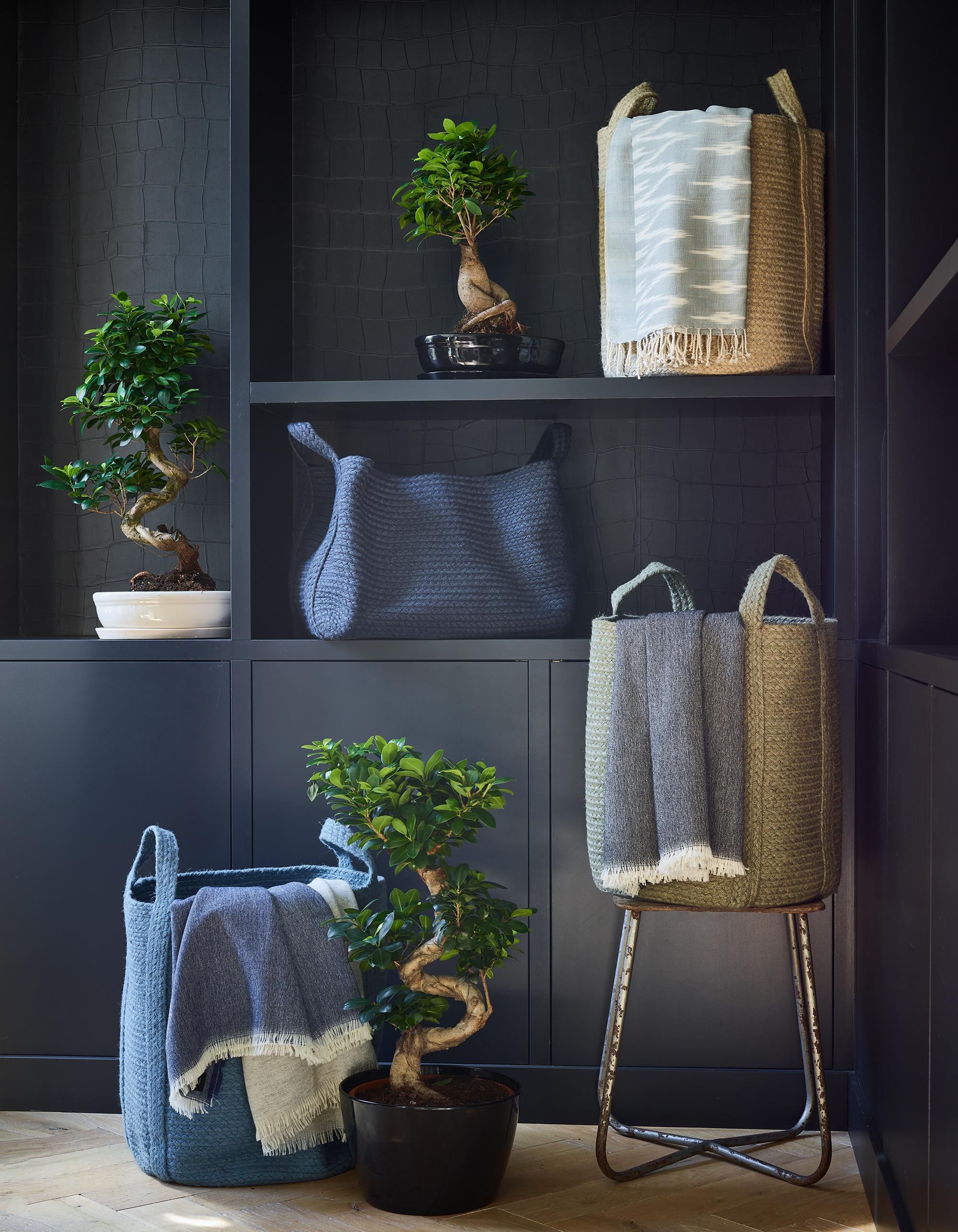 Aziatische woonstijl styling