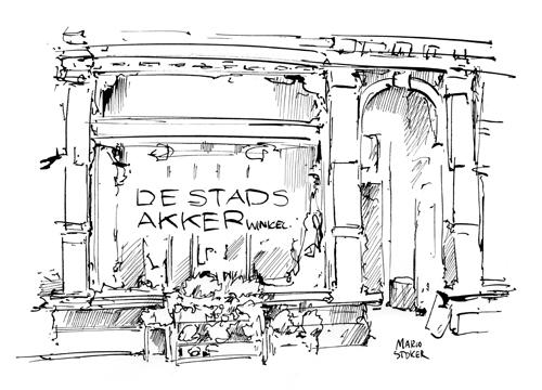 stadsakker moestuinwinkel groningen
