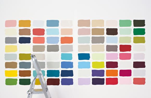 verf kleuren kiezen