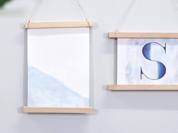 Plank Met Onzichtbare Bevestiging.Diy Stappenplan Om Een Blinde Plank Op Te Hangen Vtwonen