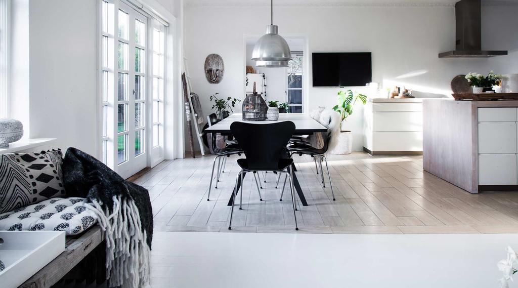 Vrijstaand huis in Denemarken