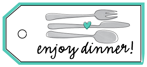 enjoy dinner