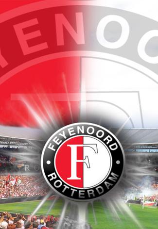 Feyenoord behang