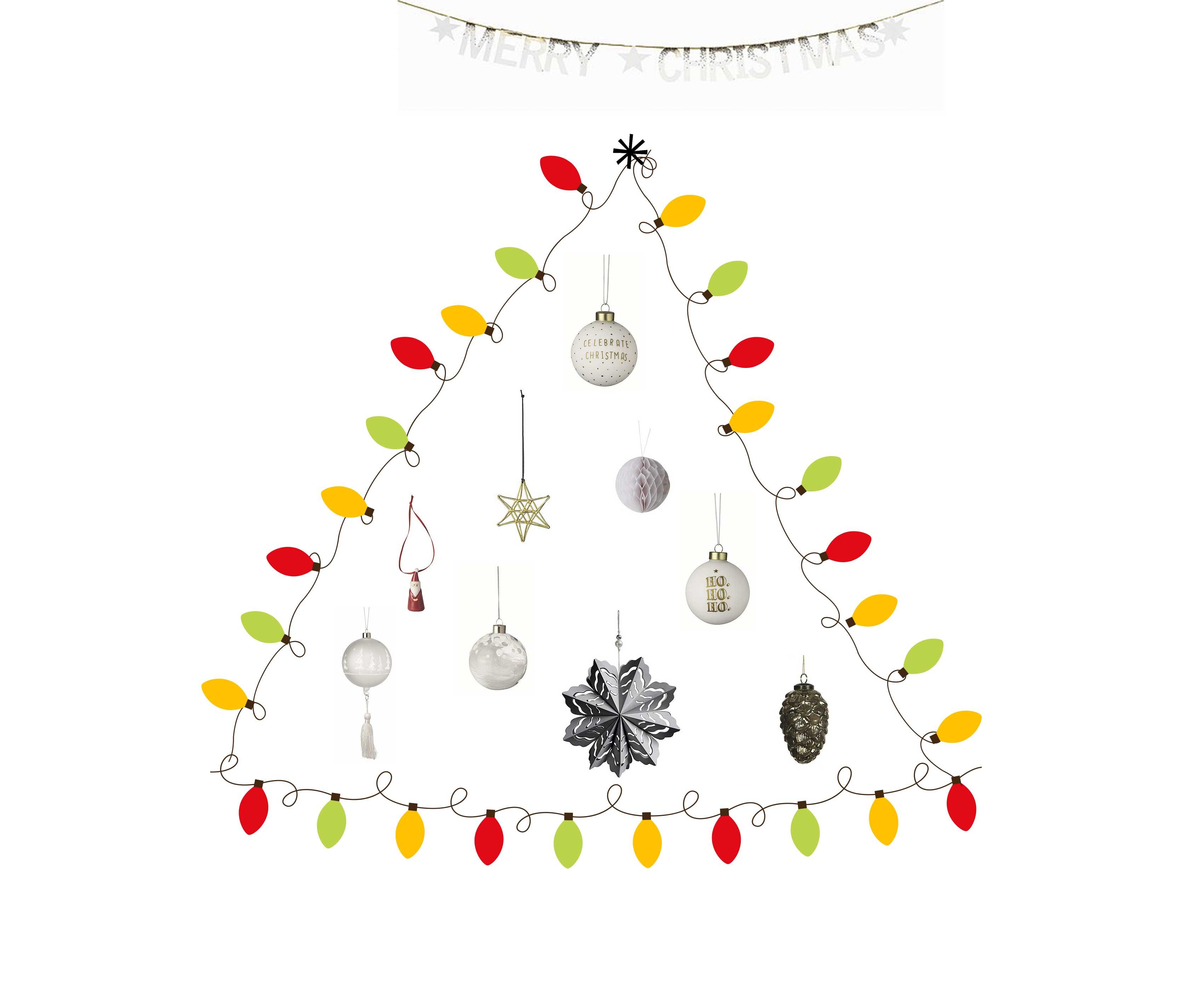 kerstboom kerstversiering