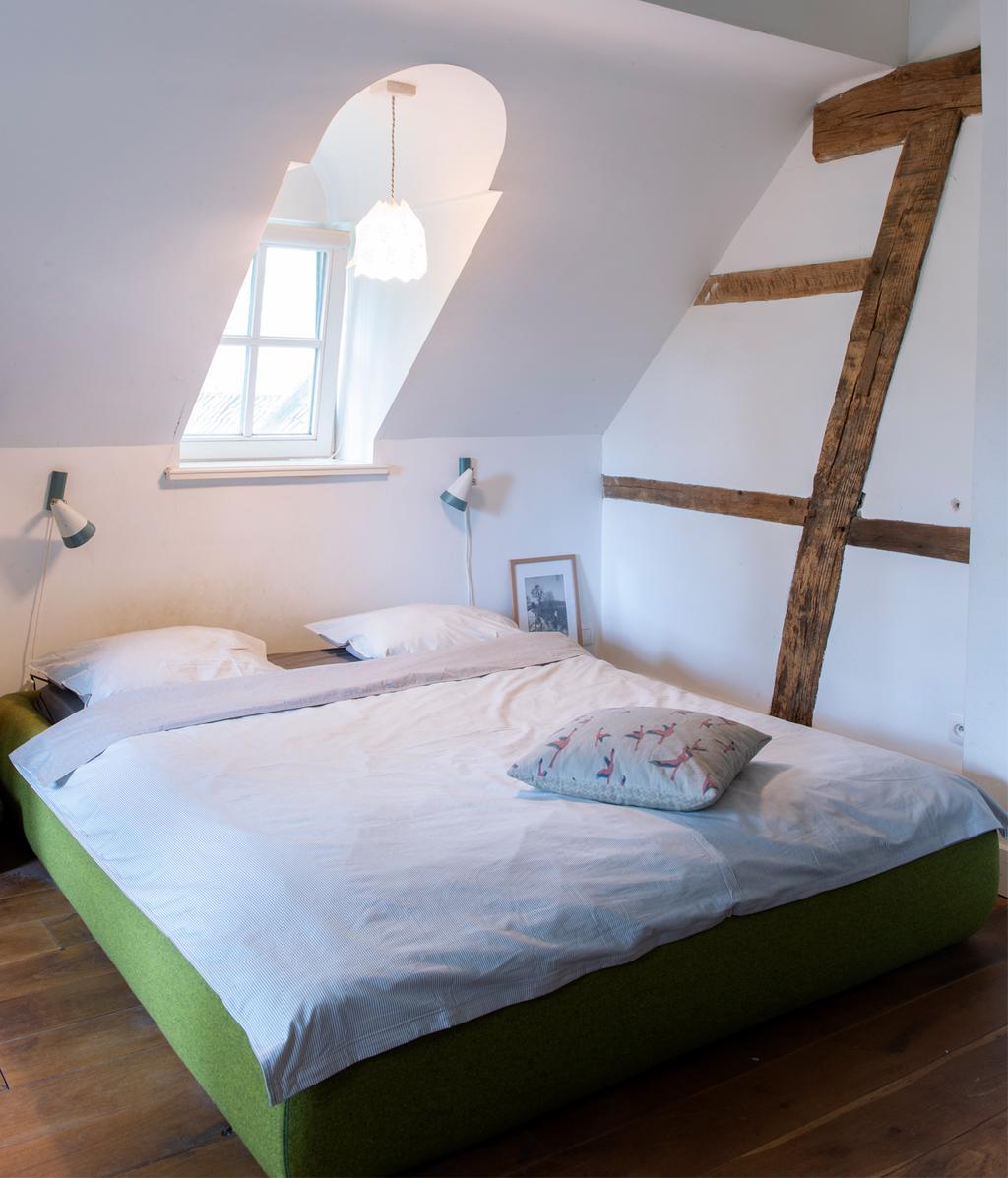 Lichte slaapkamer | Landelijk | vtwonen 01-2021