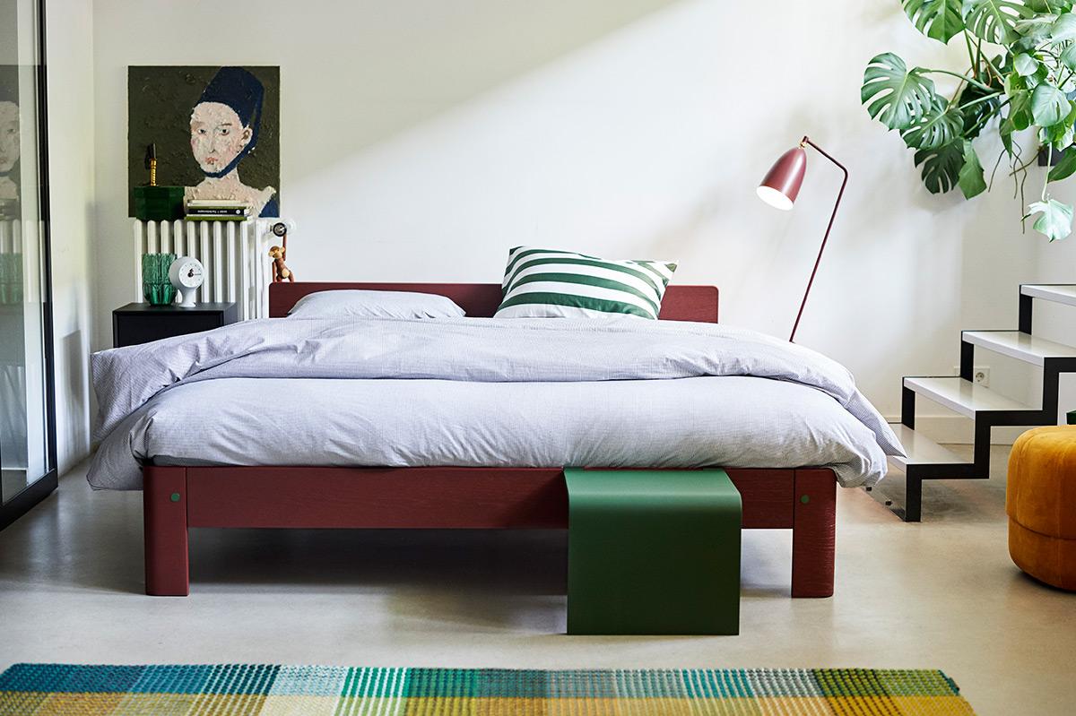 Auping bed aandacht slaapkamer