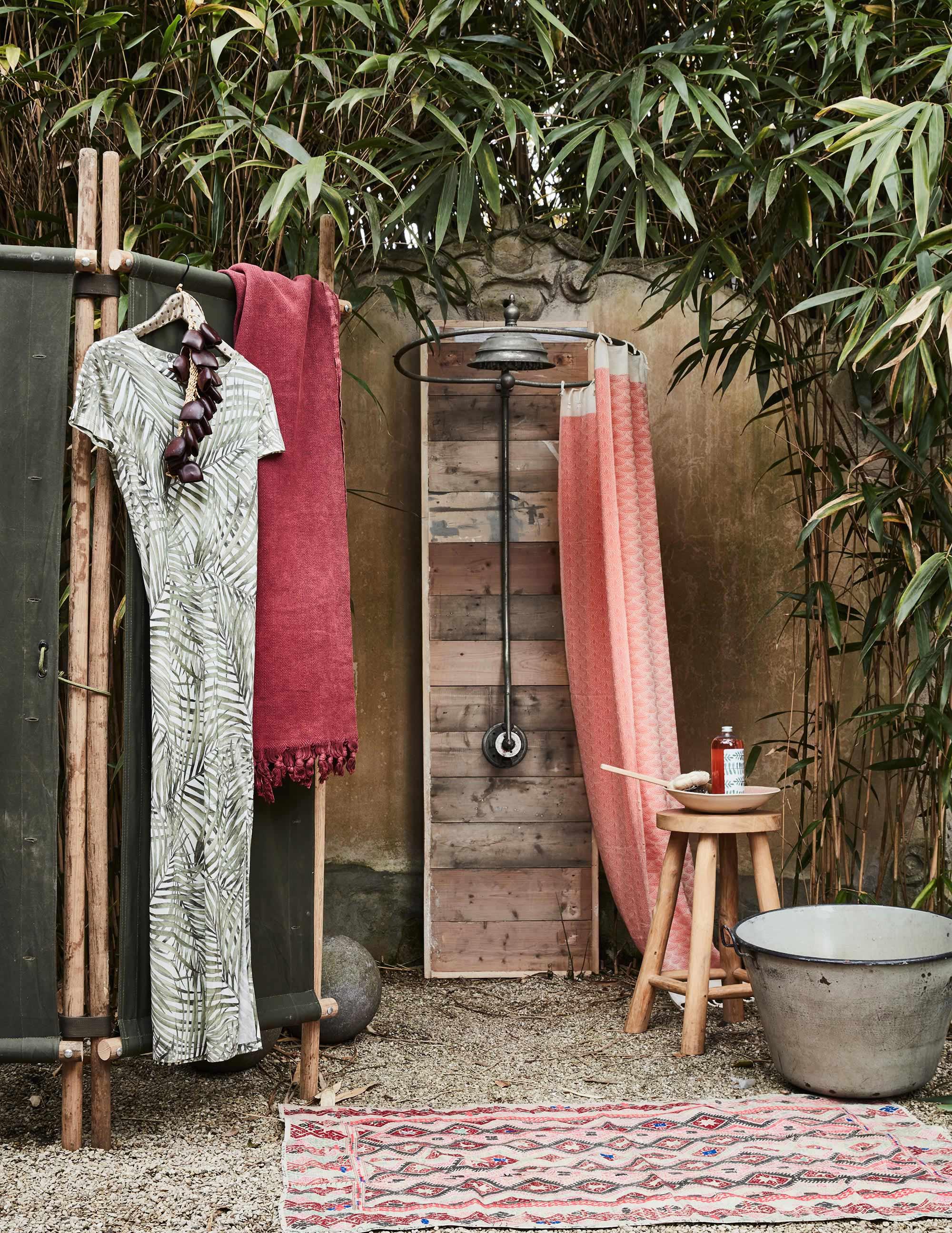kleine tuin inrichten praktisch