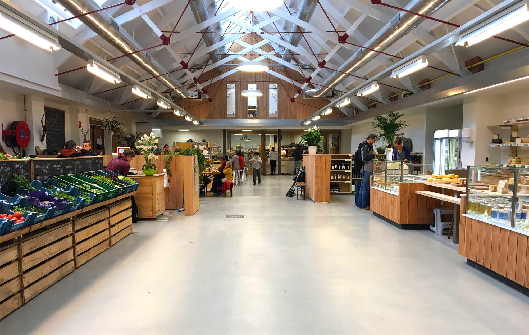 Lousbergmarkt