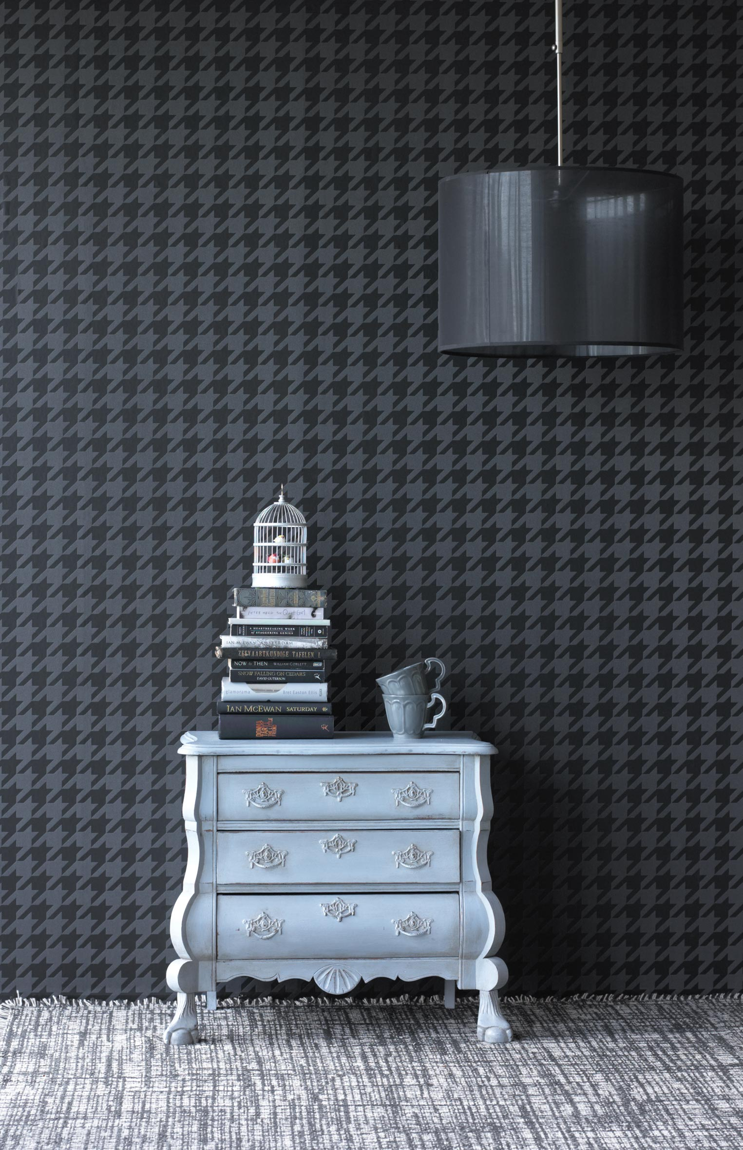 Behang Black & White (397621)