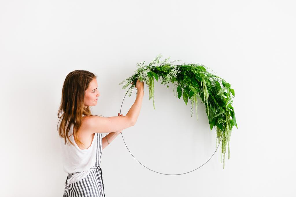 dorothee bloemenpracht krans