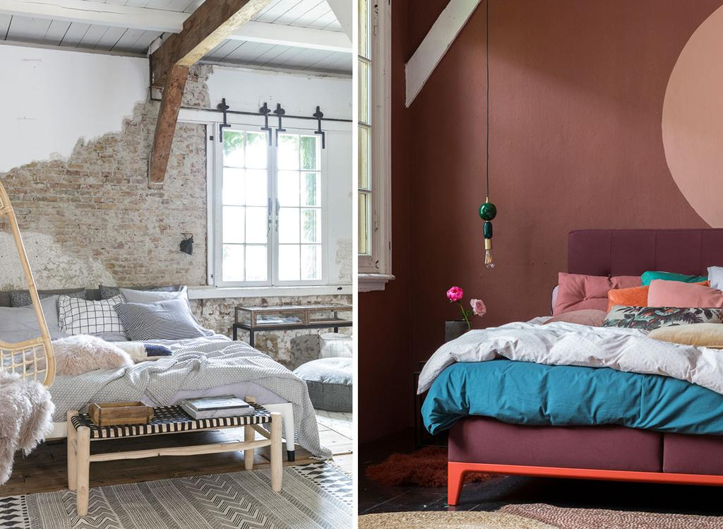 Slaapkamer Styling Battle: stoere en klassieke slaapkamer