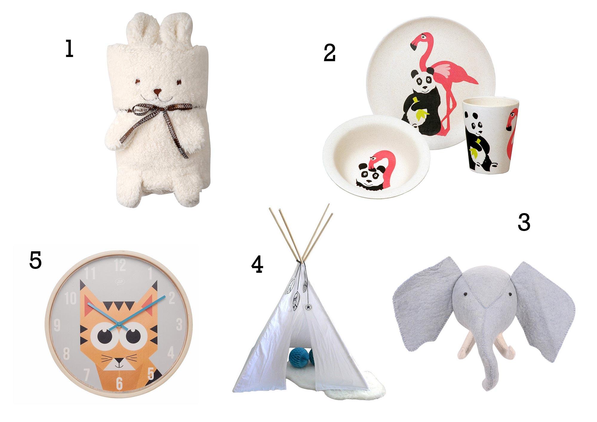 top 5 cadeaus