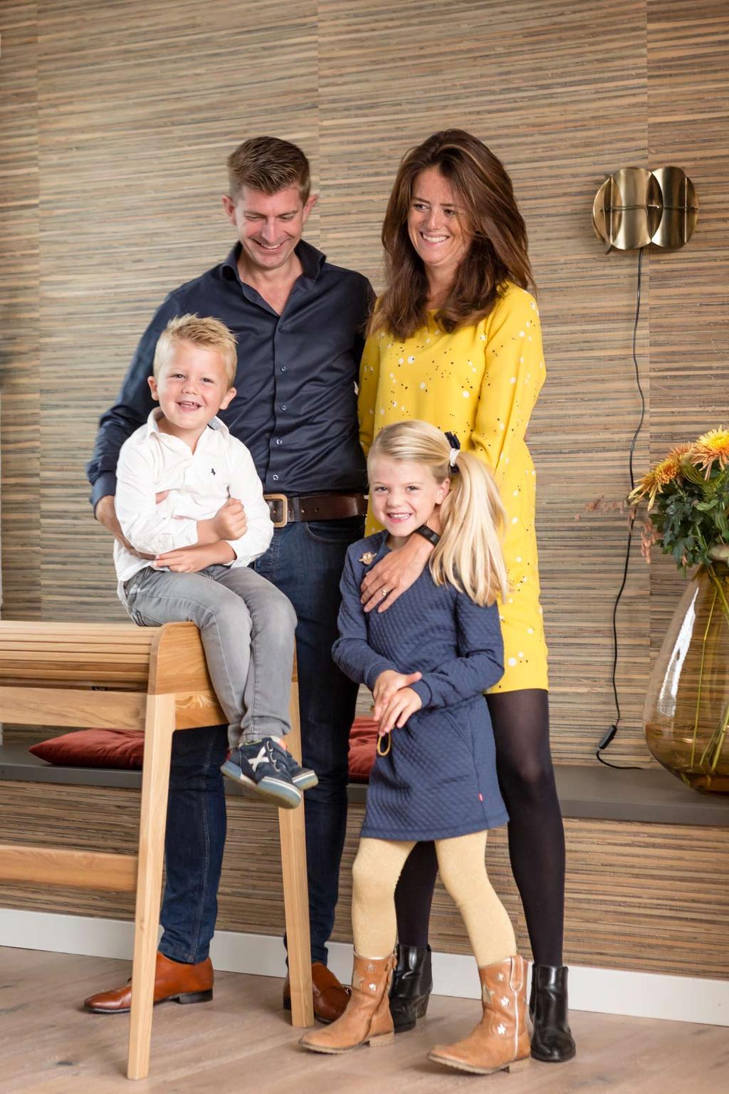 Weer verliefd op je huis, aflevering 10 bij Marloes en Paul uit Lelystad.