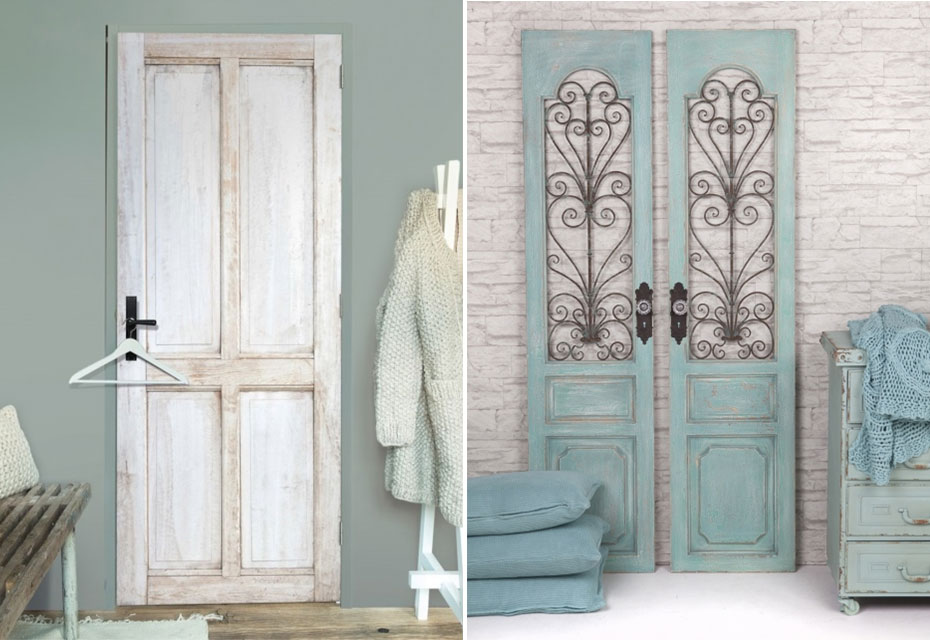 Styling: zo combineer je de brocante deur