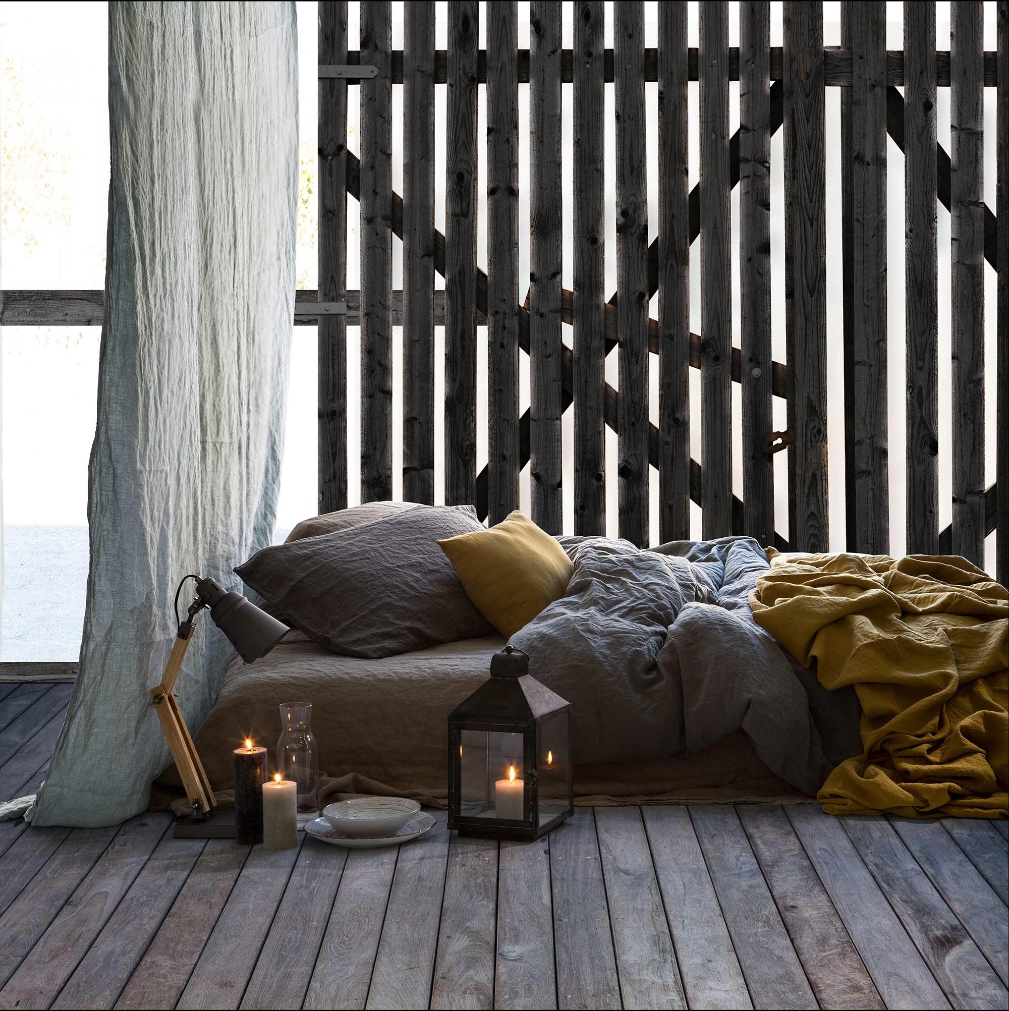 herfst slaapkamer