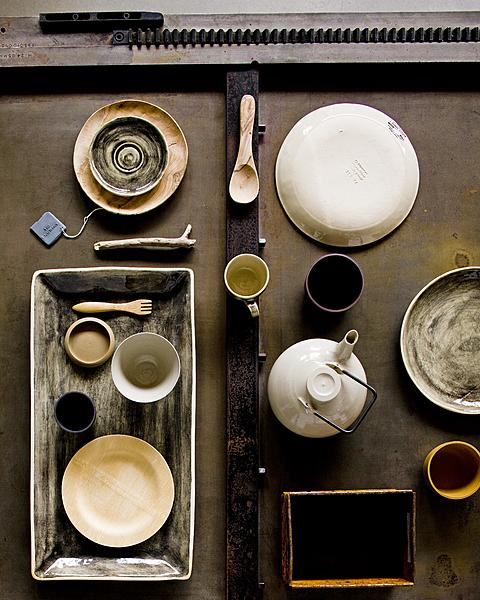 handgemaakt servies