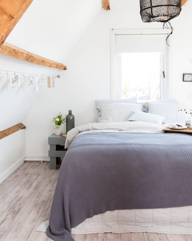 bedombouw slaapkamer zolder
