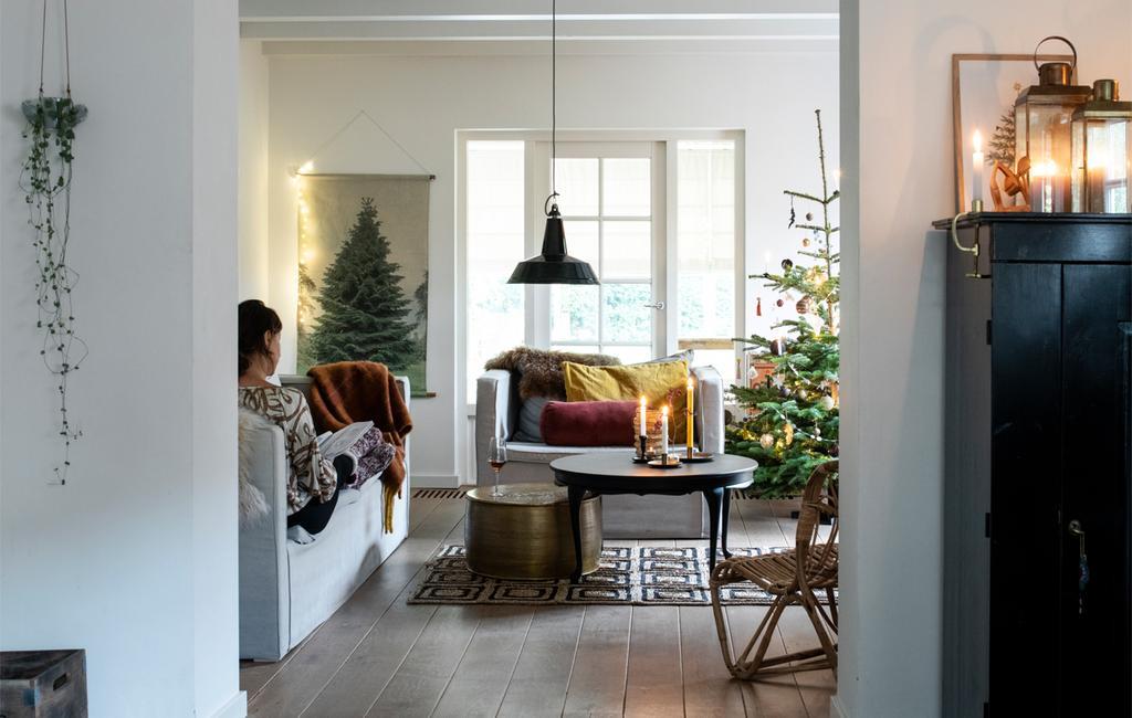 woonkamer | binnenkijken in een warm winterhuis | vtwonen 12-2020