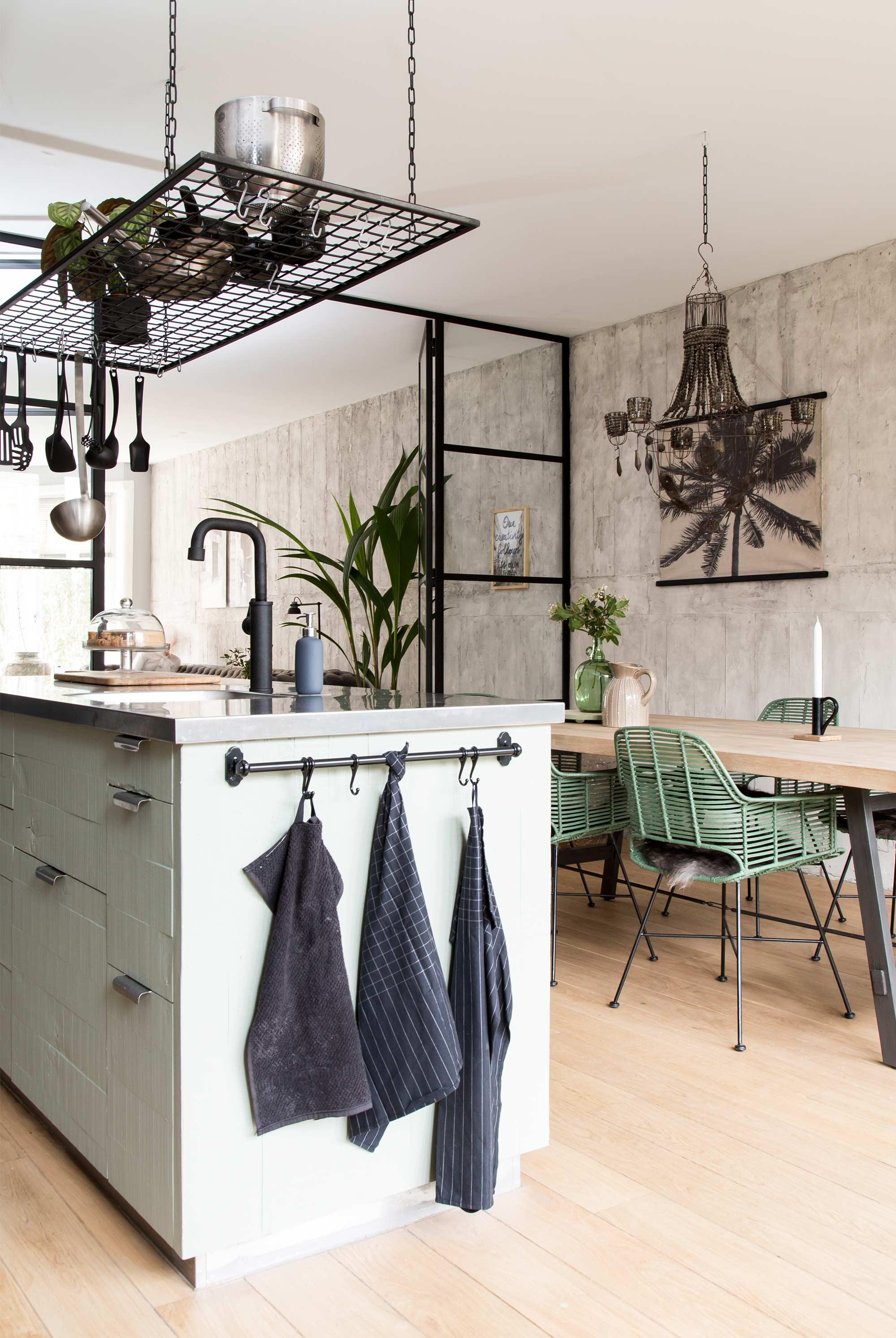 groene keuken