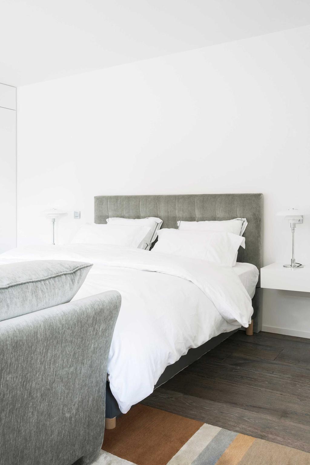 bed dekens slaapkamer