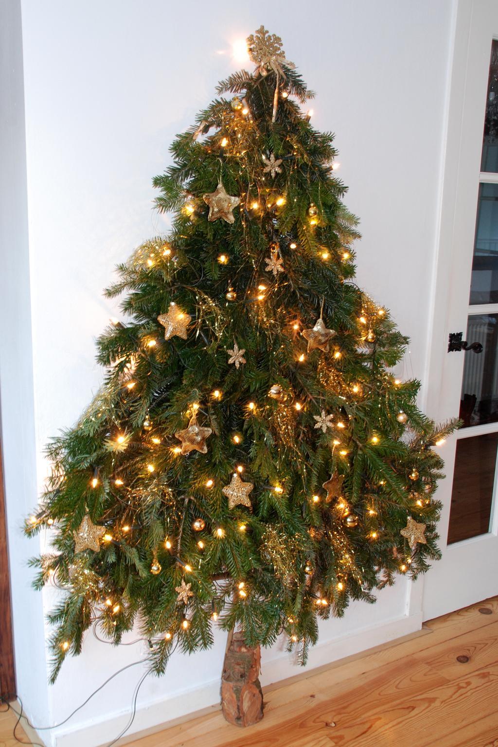 wandkerstboom