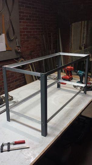 frame salontafel