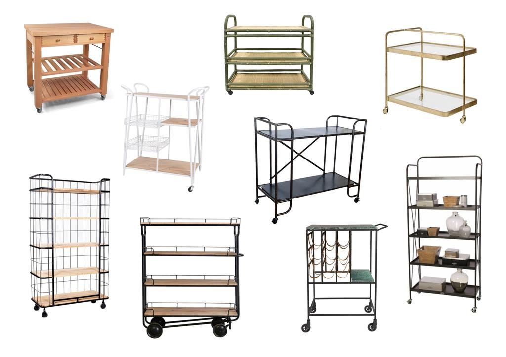 collage trolleys
