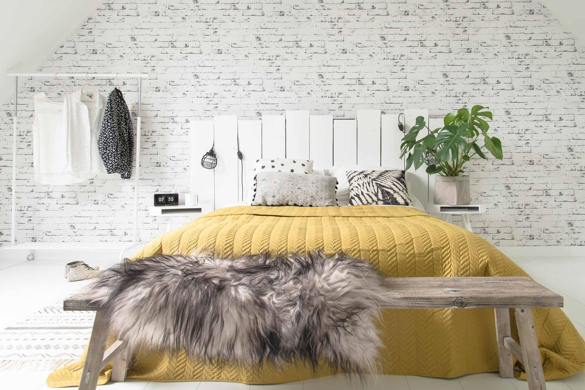 slaapkamer remade voorjaarshuis