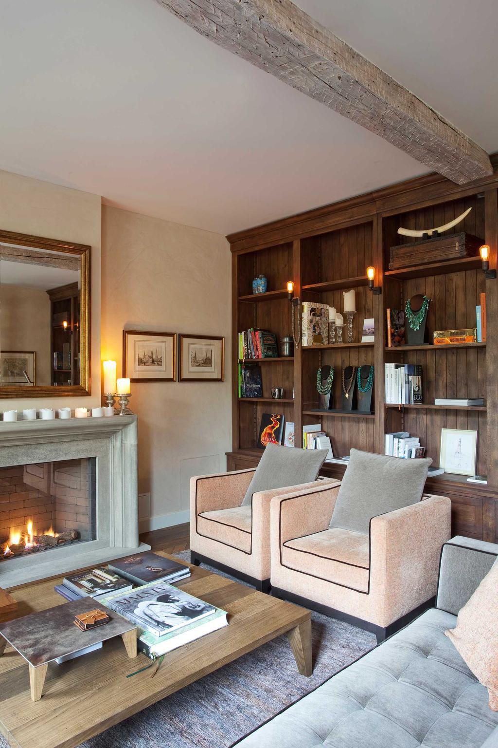 living woonkamer stoelen salon