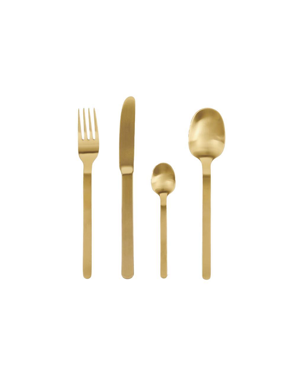 Gouden bestekset