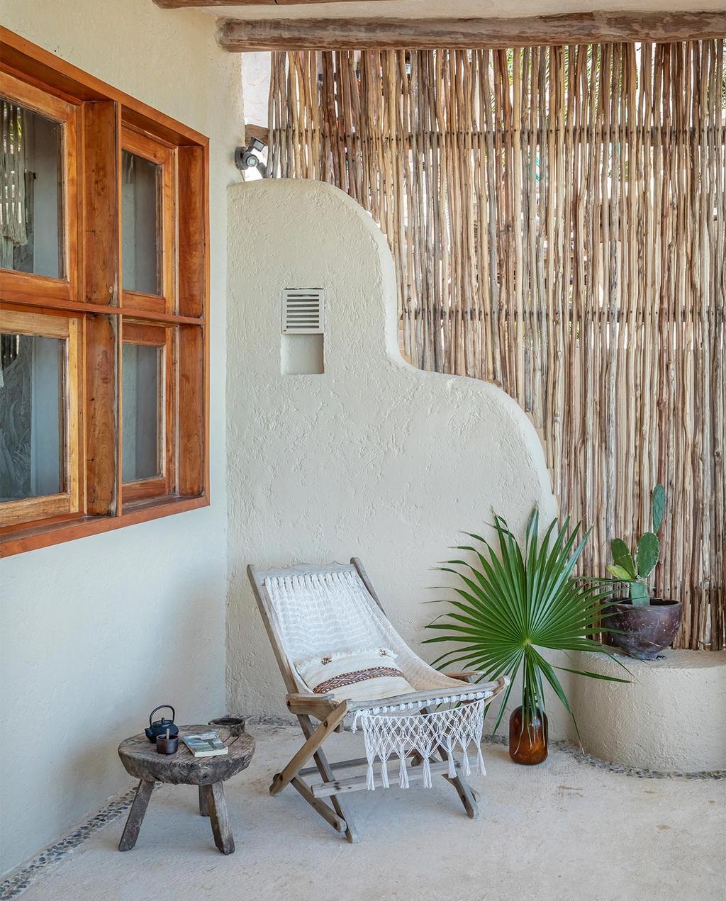 vtwonen casas especiais de verão 07-2021 |  varanda com bambu