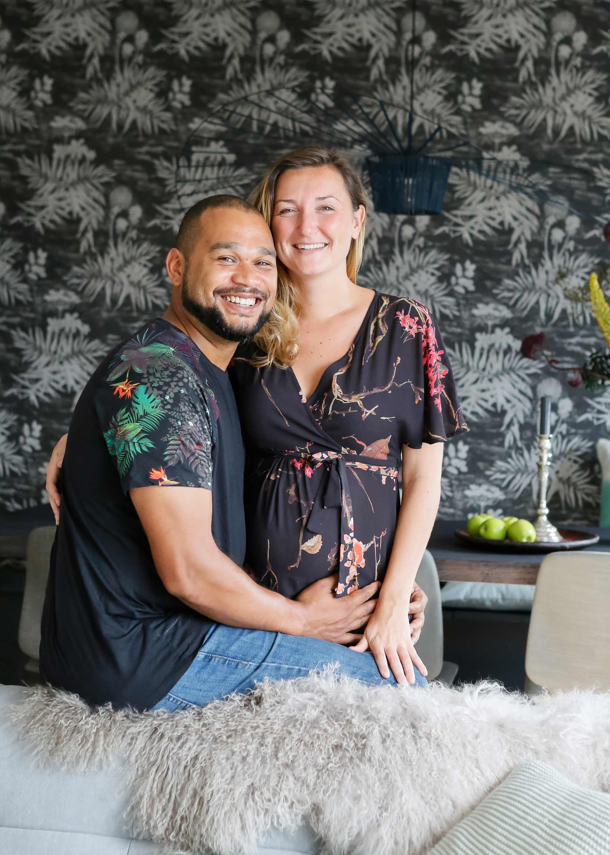 Lisa en Raoul uit Amsterdam