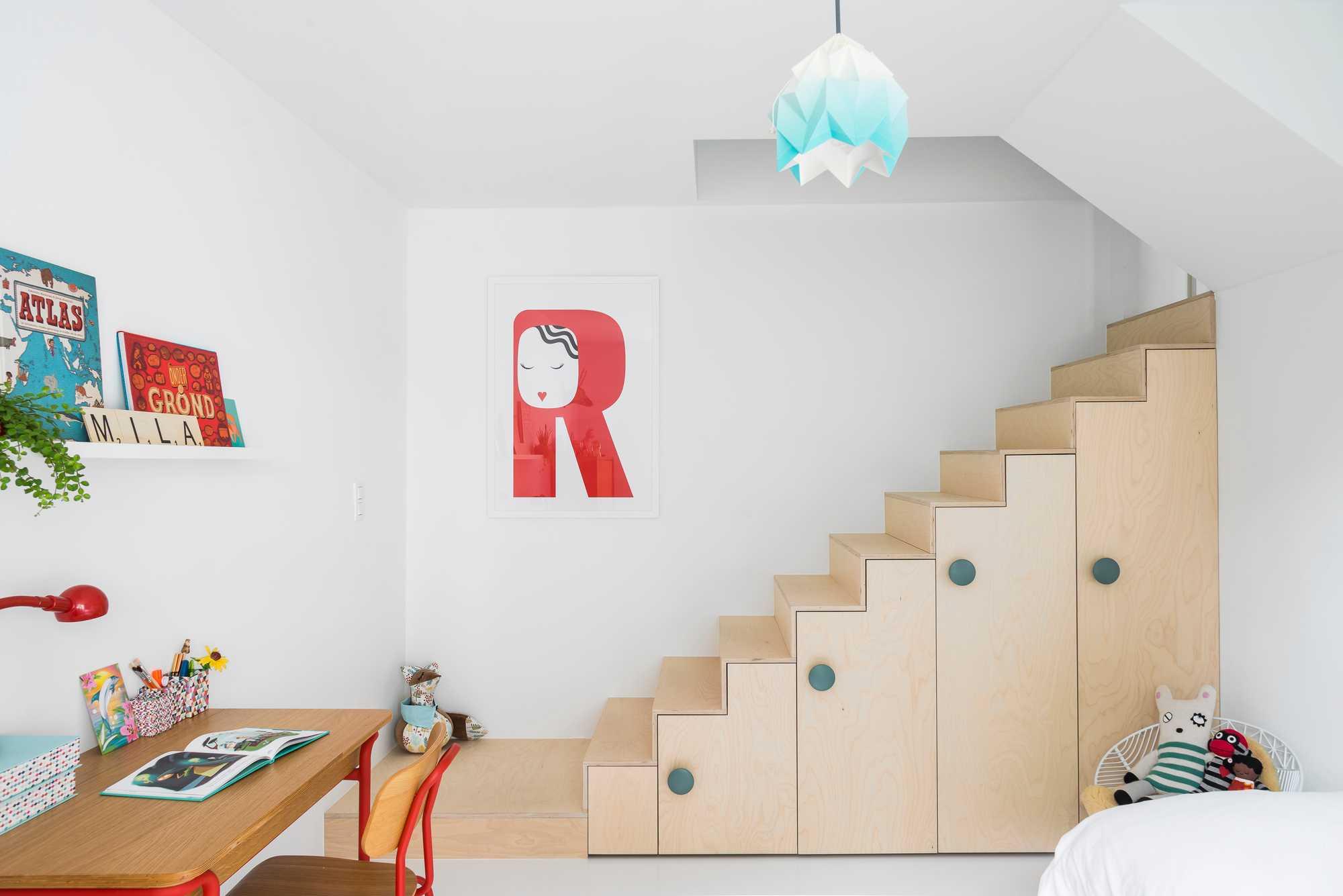 kinderkamer roodkapje hanglamp