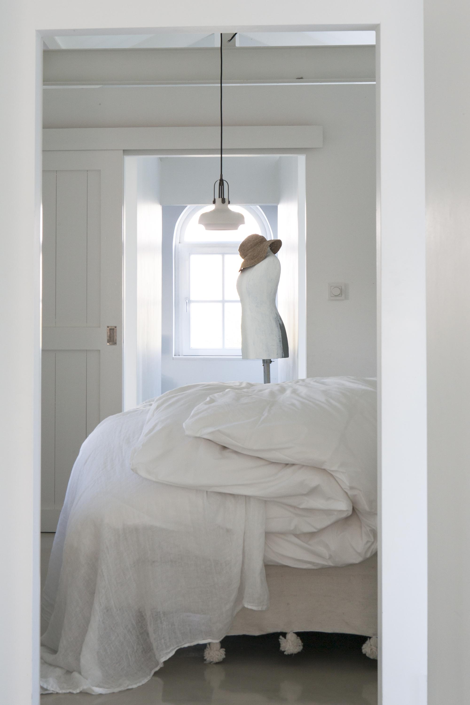 chambre blanche