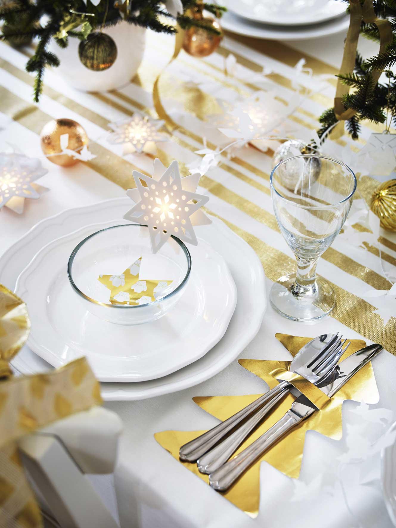 servies-tafelkleed-goud-kerst