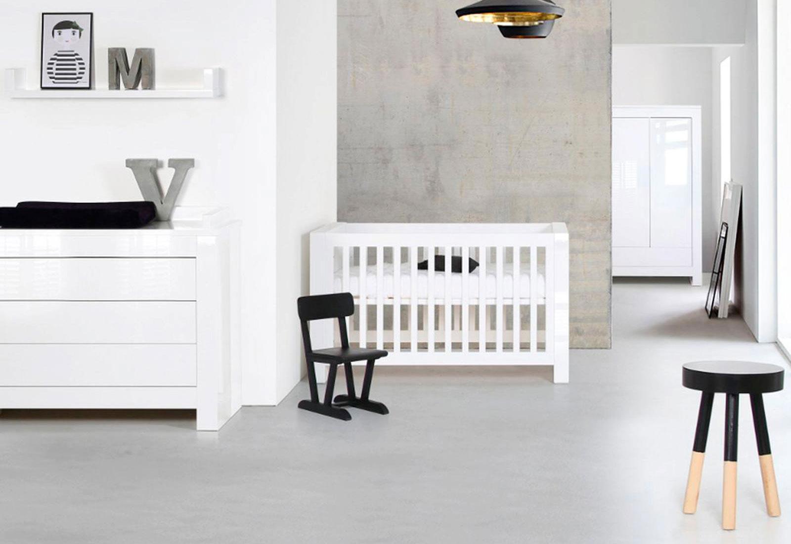 Doen: zwart-wit in de kinderkamer - Kidsmill