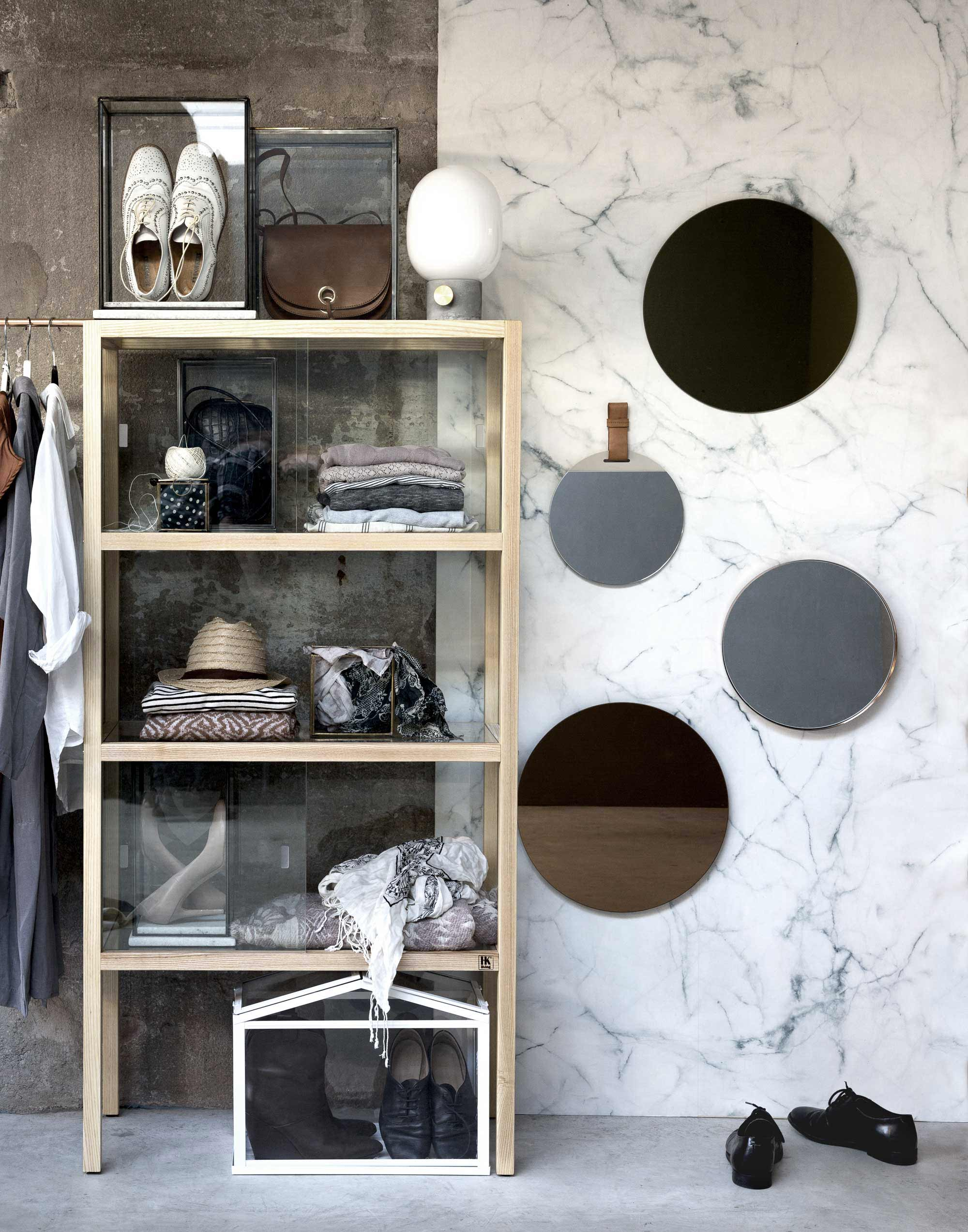 collection miroirs ronds