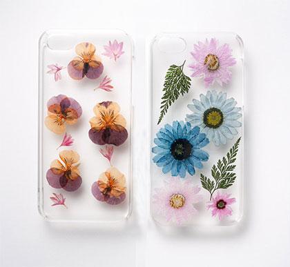 smartphonehoesje-met-bloemen