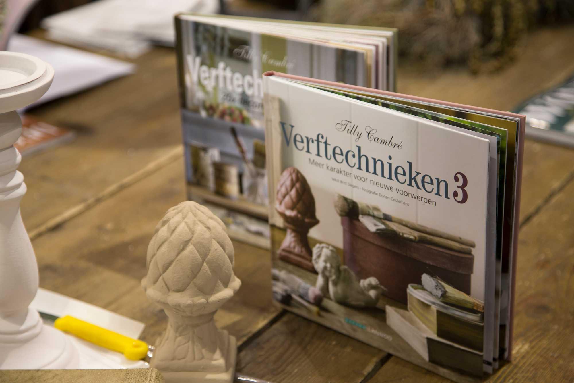 countryside kortingen boek verftechnieken 3