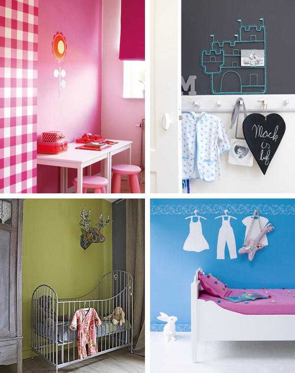 Slaapkamer Ideeen Kinderen.Kinderkamer Ideeen Voor Jouw Kinderen Vtwonen