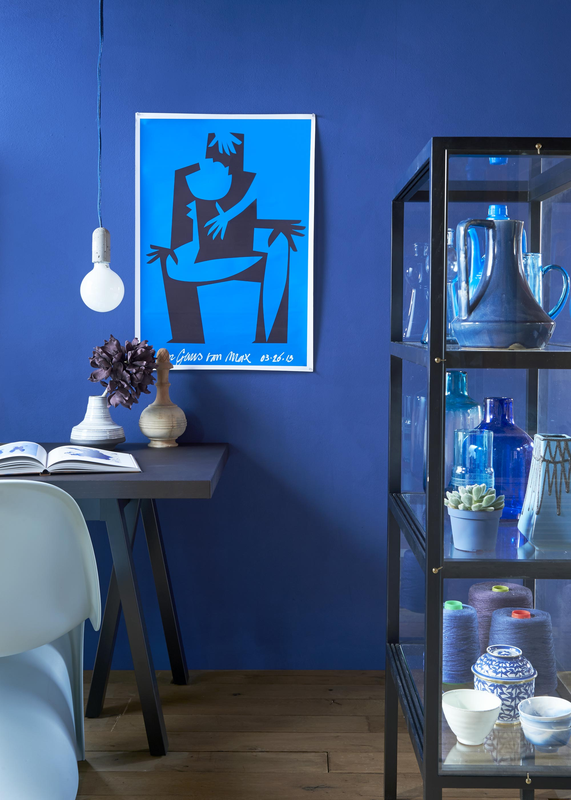 kleurinspiratie blauw